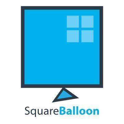 Photo of Square Balloon